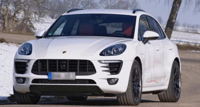 Watch and share Porsche Macan Diesel With KAEGE De Active Exhaust GIFs on Gfycat
