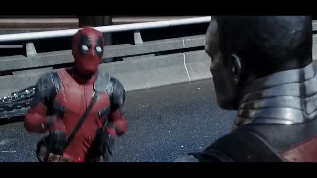 Watch Deadpool Colossus Bitchslap GIF on Gfycat. Discover more 1080p, 4k, Marvel, colossus, deadpool, hd, instantmovieclips, movieclips GIFs on Gfycat