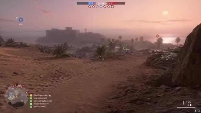 Watch and share BF1 Tank Hunter Proper Usage GIFs on Gfycat