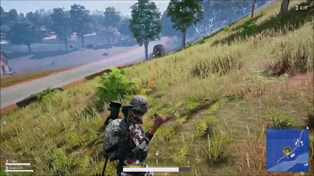 Watch nadeFTW GIF by @robb83 on Gfycat. Discover more PUBATTLEGROUNDS GIFs on Gfycat