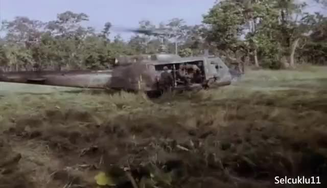Watch and share Vietnam War - Combat Footage HD Quality GIFs on Gfycat