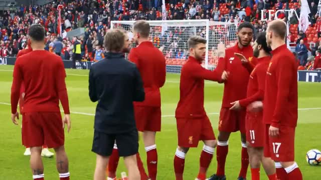 Watch Inside Anfield: Liverpool v Stoke | EXCLUSIVE TUNNEL CAM GIF on Gfycat. Discover more anfield, lfc, liverpool, melwood, soccer GIFs on Gfycat