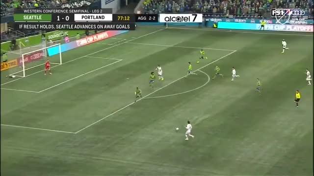 Watch and share Blanco Goal Portland V Seattle 8nov2018 GIFs by C.I. DeMann on Gfycat