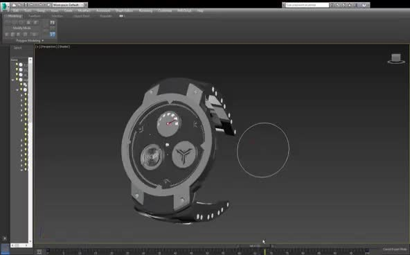 Watch Watch Project | 3Ds Max GIF on Gfycat. Discover more related GIFs on Gfycat