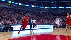 Watch and share DeMar DeRozan — Toronto Raptors GIFs on Gfycat
