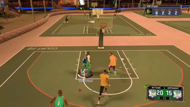 Watch Jelly! GIF by Xbox DVR (@xboxdvr) on Gfycat. Discover more NBA2K17, SSK Droppa, xbox, xbox dvr, xbox one GIFs on Gfycat