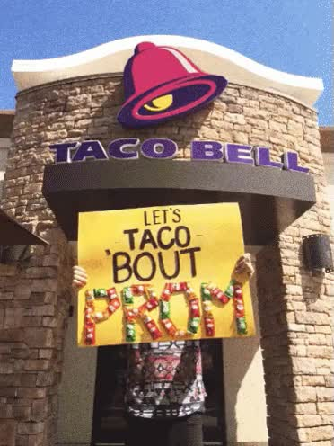 Let's Taco 'bout Prom