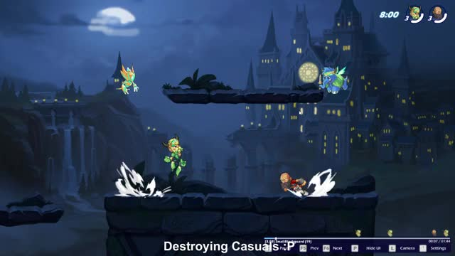 Watch and share Brawlhalla 2020-04-06 21-27-28 GIFs by Loh Sabe on Gfycat