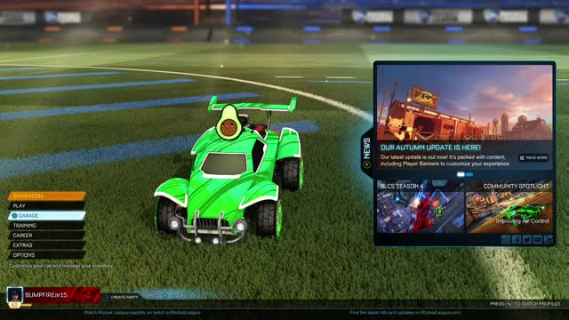 Watch this GIF by Xbox DVR (@xboxdvr) on Gfycat. Discover more BUMPFIREar15, RocketLeague, xbox, xbox dvr, xbox one GIFs on Gfycat