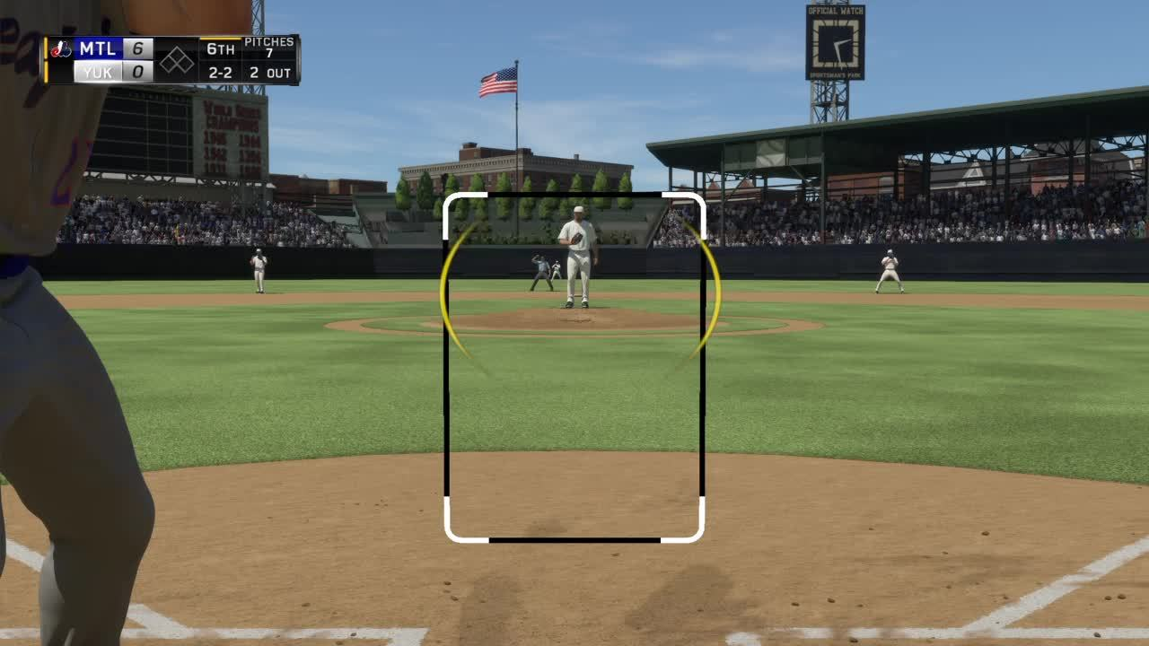 Yetis, mlbtheshow, Zack Greinke has no respect for the Yetis GIFs