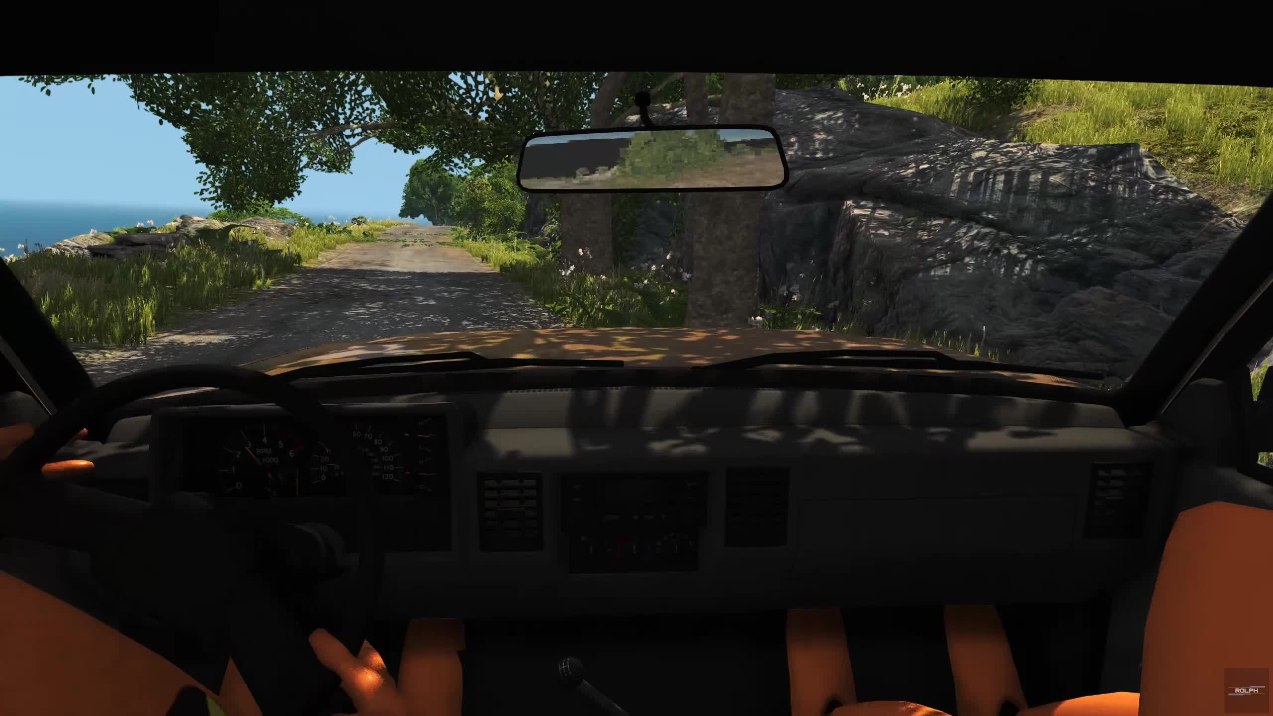 Car, Crash, Gaming, BeamNG Pickup Crash GIFs