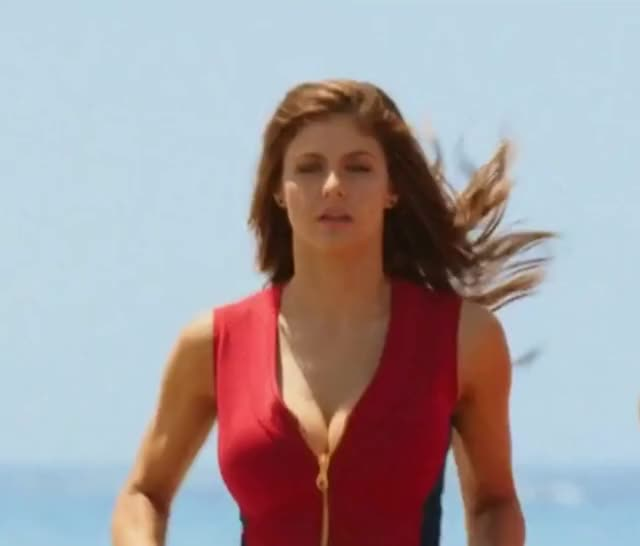 Watch and share Alexandra Daddario GIFs and Baywatch GIFs by lovemaker on Gfycat