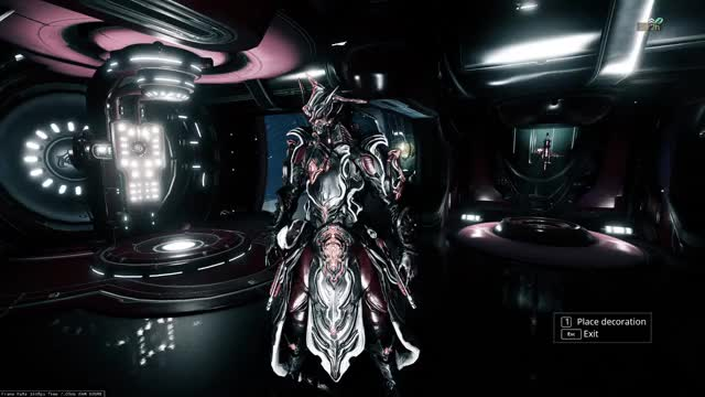 Watch Barbossa Fashion Frame GIF by @anactualfrog on Gfycat. Discover more Hydroid Prime, Warframe GIFs on Gfycat