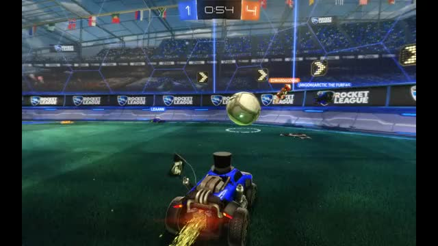 Watch and share Rocket League GIFs and Luck GIFs by juggale on Gfycat