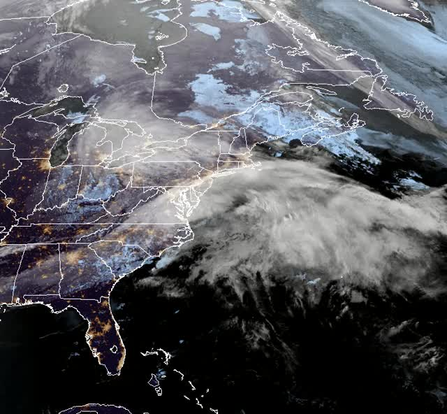 Watch and share Nor'easter March 2, 2018 GIFs by The Watchers on Gfycat