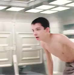 Watch Asa Butterfield GIF on Gfycat. Discover more Ender's Game, asa butterfield, bonzo you piece of shit, enderedit, enders game, gifs, mine, moises arias, mygifs, queue; saving the world with Ender, request GIFs on Gfycat