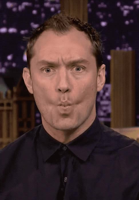Watch this jude law GIF by GIF Queen (@ioanna) on Gfycat. Discover more cute, dumb, face, fallon, fun, funny, jimmy, jude, jude law, law, show, stupid, tonight GIFs on Gfycat