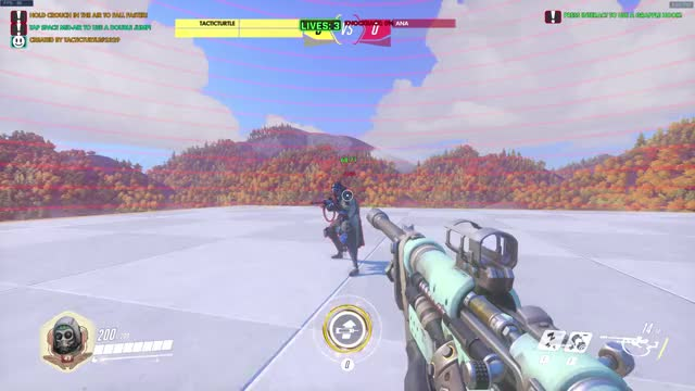 Watch and share Overwatch 2020-02-14 20-02-54 GIFs on Gfycat