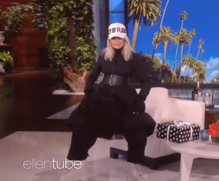 dance, dancing, diane keaton, ellen show, party, Diane Keaton Dancing GIFs