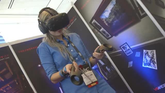 Alanah Pearce - Paranormal Activity VR