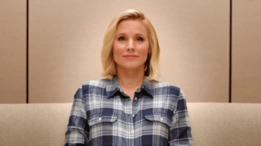 Watch and share Kristen Bell GIFs by bitchypuppystarlight on Gfycat