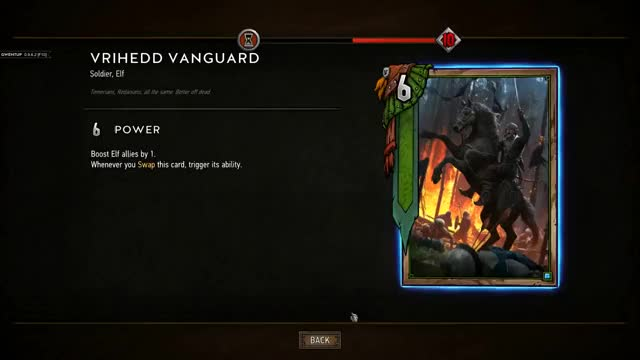 Watch Weird Deck GIF by KingNothing2000 (@kingnothing2000) on Gfycat. Discover more Gwent, Gwent Moments, Gwent: The Witcher Card Game, King, King Nothing, Moments, Nothing, Nothing but King Moments GIFs on Gfycat