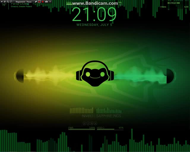 Watch and share Lucio Rainmeter Desktop GIFs on Gfycat