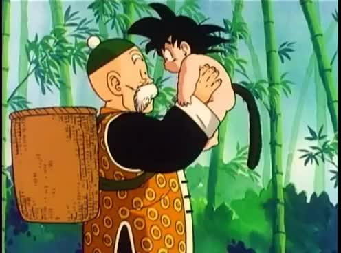 Watch and share Bardock - The Father Of Goku (Part 3 Of 3) GIFs on Gfycat