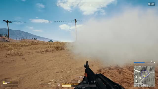 Watch PLAYERUNKNOWN'S BATTLEGROUNDS GIF by Gonzo (@brogonzo) on Gfycat. Discover more related GIFs on Gfycat