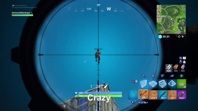 Watch this GIF by Gamer DVR (@xboxdvr) on Gfycat. Discover more FortniteBattleRoyale, ImmortalMonkeyX, xbox, xbox dvr, xbox one GIFs on Gfycat