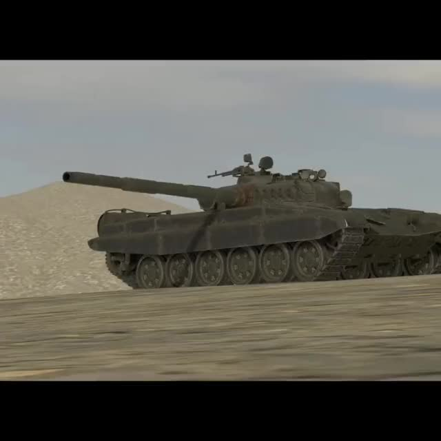 Watch and share T-72 Firing Below Side Realtime Short 900x900 GIFs on Gfycat
