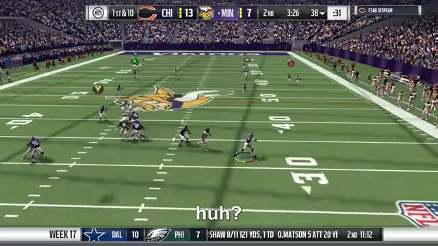Watch and share Maddennfl17 GIFs and Vex Uprise GIFs by Gamer DVR on Gfycat