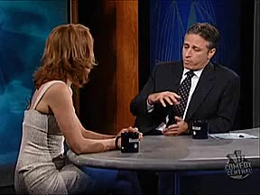 Watch and share Jon Stewart GIFs and Diane Lane GIFs on Gfycat