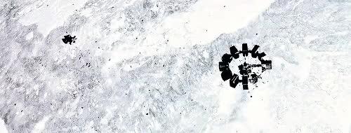 Watch docking. GIF on Gfycat. Discover more *i, interstellar, interstellaredit, my post GIFs on Gfycat