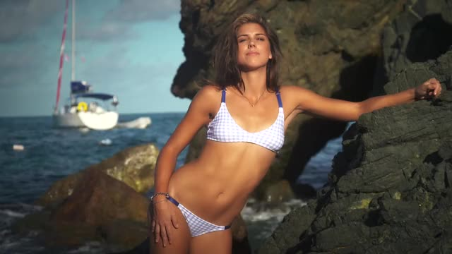 Watch and share Sports Illustrated Swimsuit GIFs and Alex Morgan GIFs on Gfycat