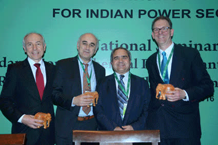 A VGB team speaks in New Delhi about its experiences with making thermal power plants more flexible GIFs