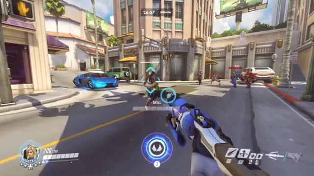 Watch and share New Hanzo Ability GIFs and Overwatch Hanzo GIFs by hdsilakka on Gfycat