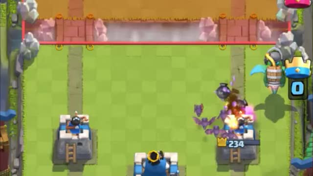 Watch and share Wizard Gameplay 1 GIFs by Clash Royale Kingdom on Gfycat