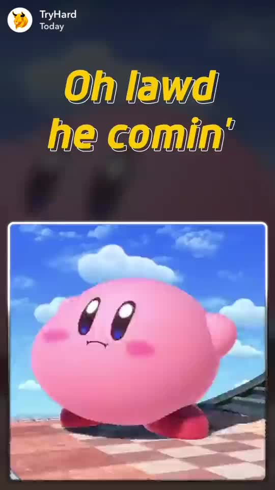 Watch Oh Lawd He Coming GIF by Jordan Frost (@frost42) on Gfycat. Discover more Super Smash Bros GIFs on Gfycat