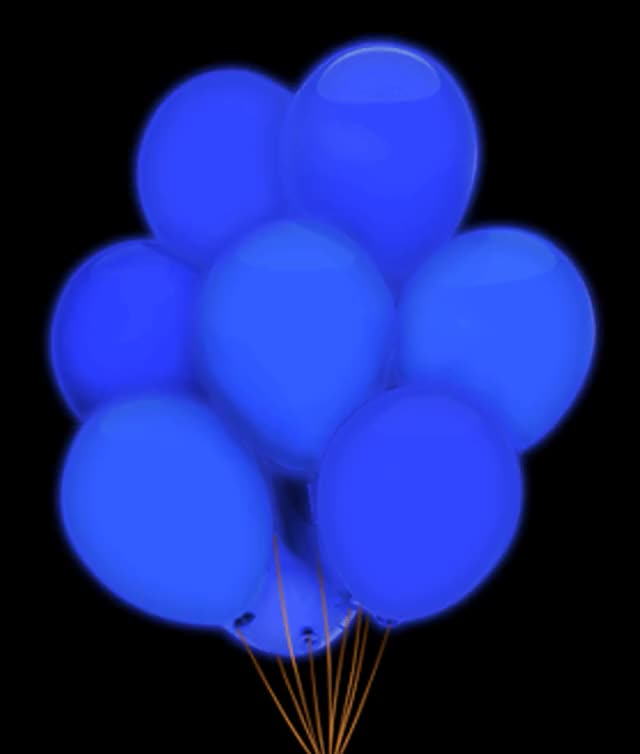 Watch and share LED 14 Inch Blinky Balloons - Blue GIFs on Gfycat