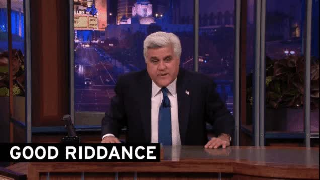 Watch and share Jay Leno GIFs on Gfycat