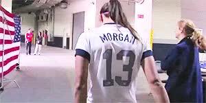 Watch and share Alex Morgan GIFs on Gfycat