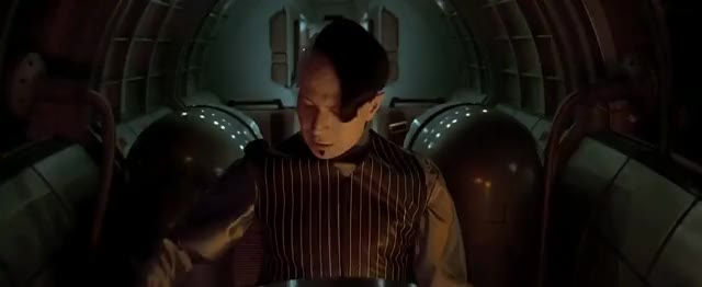 I AM VERY DISAPPOINTED [The Fifth Element 1997 Zorg] jaxspider garyoldman fifthelement disappointed GIF