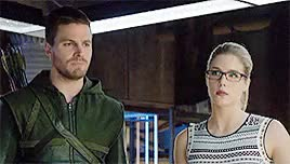 Watch and share Oliver X Felicity GIFs and Felicity Smoak GIFs on Gfycat