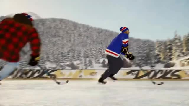 Watch this trending GIF on Gfycat. Discover more Chel, Ea, NHL, hockey GIFs on Gfycat