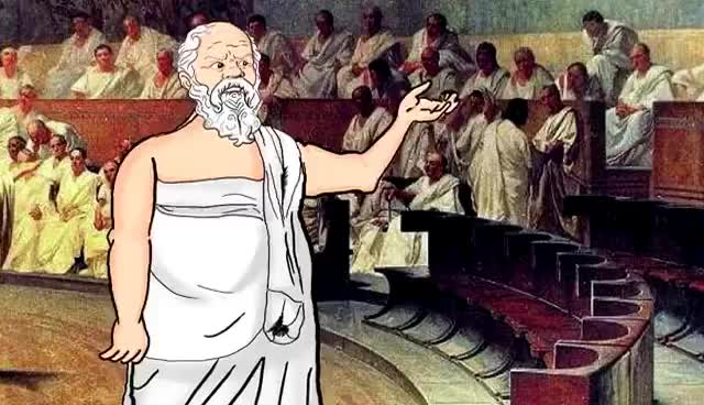 Watch and share Socrates GIFs on Gfycat