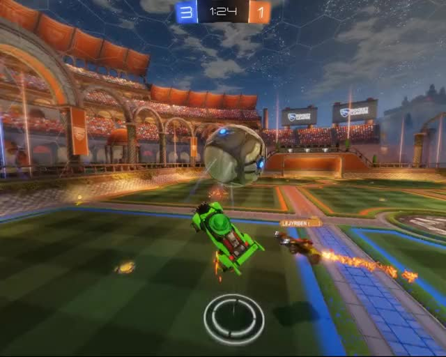 Watch and share Rocket League GIFs and Physics GIFs on Gfycat