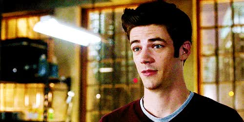 Watch and share Grant Gustin GIFs on Gfycat