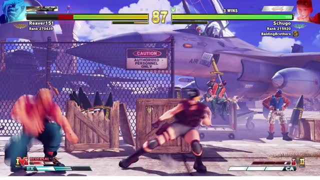 Watch and share StreetFighterV 2020-04-21 18-58-54 GIFs by bellwoodspeach on Gfycat
