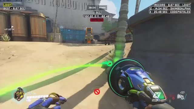 Watch and share Overwatch GIFs and Lucio GIFs by Idiot on Gfycat